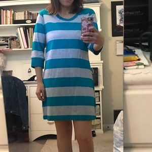 Easy t-shirt dress